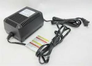 GENUINE OEM TORO PART # 119-0269 E-CYCLER 20 INCH CORDLESS MOWER BATTERY CHARGER