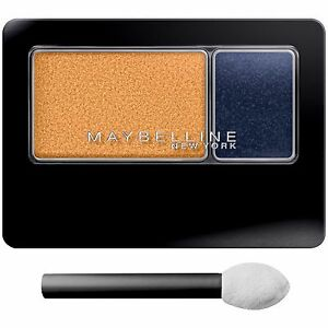 Maybelline Eyeshadow Duo Full Size Pressed Powder Eye Shadow NEW