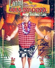 LARRY THE CABLE GUY SIGNED AUTOGRAPH 8 X 10 PHOTO PICTURE HULA-PALOOZA LUAU COA