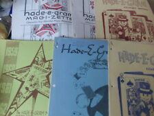25 Issues Hadegram Magi -Zette