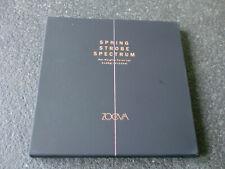 Zoeva: bronzer + EVIDENZIATORI Spring Strobe Spectrum 4er tavolozza, NUOVO