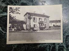 CARTOLINA CUNEO BAROLO RISTORANTE BORGOGNO NON VIAGGIATA 1941 NUMISMAT SUBALPINA