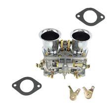 New 44IDF Carburetor With Air Horn For Volkswagen Fiat Porsche Bug Beetle