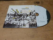 GOLDRUSH - THE HEART IS THE PLACE !!!!! RARE CD PROMO !!!!!!!!!!!!!!!!!