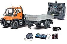Carson 500907213 1 12 Unimog U300 mit Anhänger