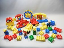 Lote Lego Duplo / Sonajero Tel Cubos