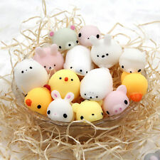 30Pcs Mochi Squishies Soft Squishy Mini Animal Kawaii Squeeze Slow Rising Toy