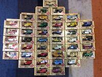 Lledo Days Gone Lot of 43 die cast cars