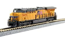 kato N 176-8922  UNION PACIFIC  ES44ac   #5475.. DC or DCC(tcs or digitrax)