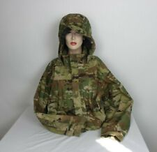 EUC OCP Multicam GI Genuine Military Wet Weather Rain Parka Jacket XL