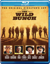 The Wild Bunch [New Blu-ray] Director's Cut/Ed, Dolby, Dubbed, Subtitled, Wide