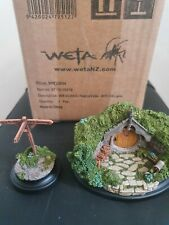 WETA LORD OF THE RINGS - HOBBIT HOLE 5 HILL LANE - LOTR ENVIRONMENT