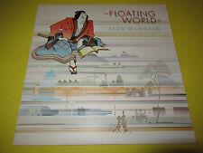 JADE WARRIOR - FLOATING WORLD LP UK PRESS