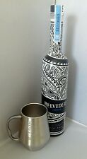 Belvedere Vodka RED - Limited Edition by LAOLU  mit Metall Becher von Belvedere