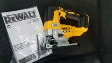 DeWALT DCS334B 20-Volt 4-Position Orbital Action Brushless Jig Saw - Brand New!!