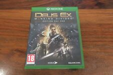 DEUS EX  MANKIND DIVIDED   EDITION DAY ONE       ----- pour XBOX ONE