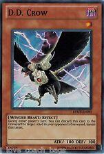 D. D. Crow * RYMP X *2* RA YELLOW MEGA PACK YU-GI-HI! Mint Cards