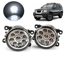 LED Front Fog Light For Nissan Xterra 2004-2012 2013 2014 2015 Replacement Lamps