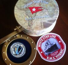 2 X TITANIC RMS 2012 $2~NIUE~1oz.~.999 SILVER COIN~100TH ANNIVERSARY~2229 MINTED