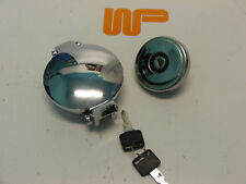 CLASSIC MINI - LOCKING FUEL CAP WITH MATCHING ASTON CAP - GAC4124X - GSS154