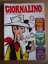 GIORNALINO n°8 1975 Asterix Lucky Luke La Linea  [G554]