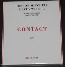 ROSCOE MITCHELL DAVID WESSEL contact FRANCE DVD + CD new ART ENSEMBLE OF CHICAGO