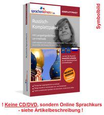 Sprachkurs Russisch lernen Komplettpaket Online Kurs Vokabeln Audiotrainer