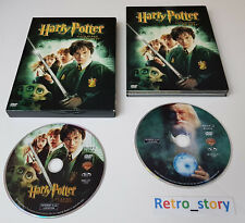 DVD Harry Potter Et La Chambre Des Secrets - Edition Collector