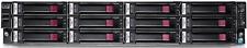 HP StorageWorks P4500 G2 28.8TB SAS Multi-site SAN Solution 48*600GB 15K IQ 10.5