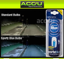 Ring H7 Sportz Blue White Xenon Look 12v 80w Car Upgrade Halogen Headlight Bulbs