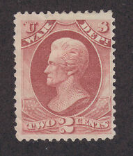US Sc # O84 - Official Stamp - unused previously  hinged - US 8254