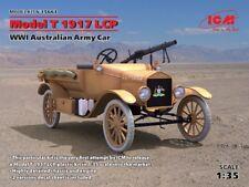 ICM 1/35 modelo T FORD 1917 LCP WWI Australiano Ejército coche #35663