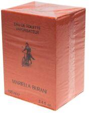 NIB Sealed MARIELLA BURANI VAPORISATEUR EAUDE TOILETTE Perfume Spray 3.4 Oz.