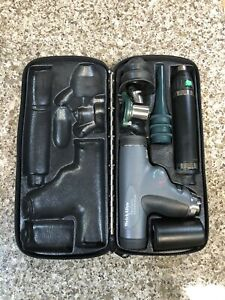 Welch Allyn Diagnostic Set with PanOptic and Lithium Ion Handle