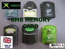 Xbox Original GENUINE Flash Memory Unit Card 8MB x1 - Microsoft Xbox