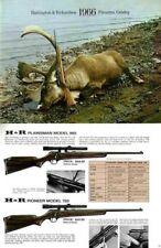 Harrington & Richardson Arms 1966 Gun Catalog