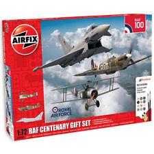 AIRFIX A50181 RAF centenaire Ensemble Cadeau-Camel/SPITFIRE I/Typhoon