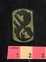 Unknown Subdued Military Patch 87NG