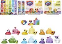 Littlest Pet Shop Rainbow Friends Pack Ages 4+ Toy Little Mini Doll Bear Horse