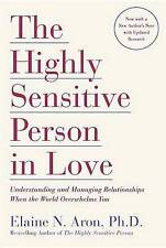 Highly Sensitive Person in Love by Elaine N. Aron (Paperback, 2001)