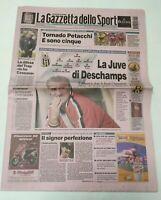 GAZZETTA DELLO SPORT 20 MAGGIO 2004 VALENCIA VINCE LA COPPA UEFA