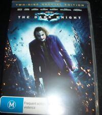 The Dark Night (Batman) (Heath Ledger) (Australia Region 4) DVD – New (Not Seale