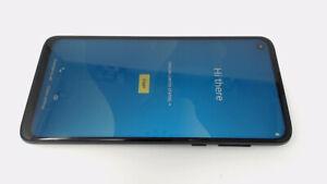 Motorola Moto G Power XT2041-4 (Black 64GB) Consumer Cellular SCRATCHED GLS