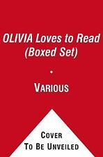 OLIVIA Loves to Read: Olivia Trains Her Cat; Olivia and Her Ducklings; Olivia Ta