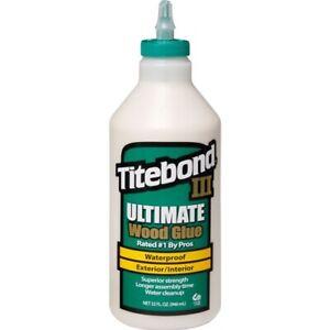Titebond III Ultimate Wood Glue 946ml