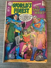 WORLD'S FINEST #173 COMIC BOOK (DC,1968) SILVER AGE