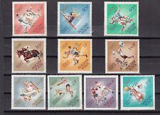 A136-UNGHERIA-SG1999-2008 Gomma integra, non linguellato 1964 Giochi Olimpici Tokyo