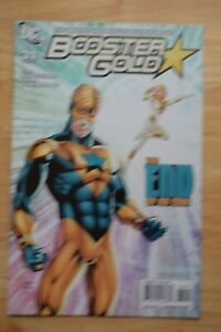 BOOSTER GOLD (2007) #31 (NM) JURGENS, LAST ISSUE