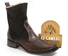 Cowboystiefel Westernstiefel Stiefeletten Catalan Style El Canelo 46