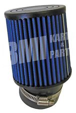 """4"""" Angled Air Filter Cleaner, K&N Style, Go Kart Racing Cart Parts Briggs Clone"""